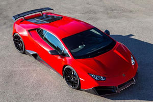 Novitec Upgrades The Lamborghini Huracan With New Curves And 800 HP