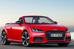 New S Line Competition Package Gives Audi TT A Fresh New Look