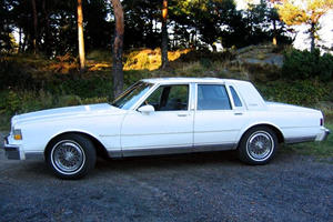 Why Is This Guy Asking $10 Million For A 1989 Chevy Caprice?
