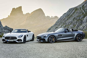 2018 Mercedes-AMG GT C First Look Review: Has AMG Built The Perfect Convertible Sports Car?