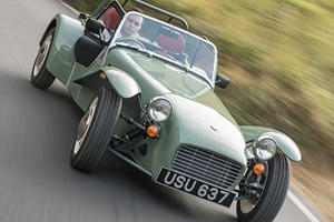 You've Missed Your Chance If You Wanted A Caterham Seven Sprint