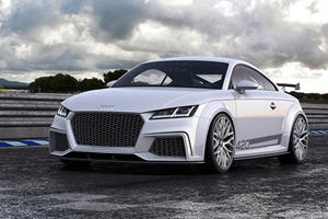Guess What Happened To Audi's Plans For A 420 Horsepower Four-Banger?