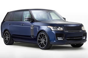 Is It Crazy To Ask $320k For A Custom Range Rover That Hasn't Been Tuned?