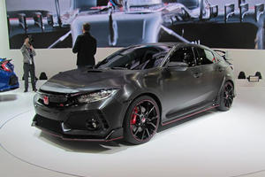 CONFIRMED: New Honda Type R Staying FWD, Won't Pack As Much Power As The Focus RS