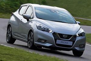 Start Imagining The Nissan Micra On US Streets