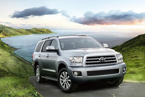 Toyota Updated The Sequoia For 2017 And We Didn't Even Notice