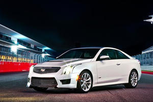 Cadillac ATS-V Shows BMW M3 Who's Boss
