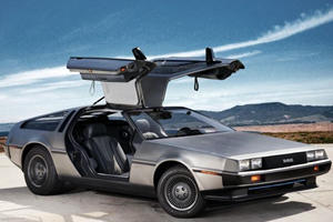 You Can Now Submit An Application To Purchase A 2017 DeLorean