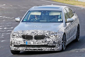 Here's Proof Alpina Is Already Working Its Magic On The New 5 Series