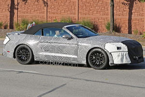 EXCLUSIVE: Ford Mustang Refresh Comes Into Focus