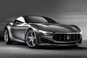 The Maserati Alfieri Won't Enter Production This Decade