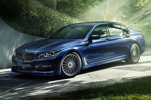 Dissecting The Alpina B7 Reveals 600-HP Supercar And Maybach Beater