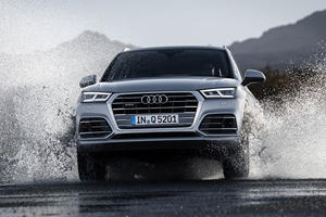 Next Generation Audi SQ5 To Get Own Tire-Killing 'Drift Mode'