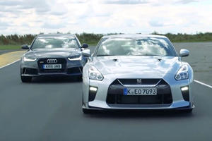 The Audi RS6 Avant Shows Us That Wagons Can Shame A Nissan GT-R