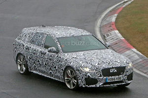 Our Spies Catch Jaguar's New Wagon Before It Gets A 575-HP Transplant