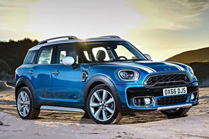 The 2017 Mini Countryman Is Here: Meet The Only Fun Alternative To SUVs
