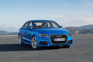 Audi Gives Its Most Affordable Model A Nice Bump In Power