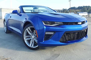 2016 Chevrolet Camaro SS Review: 4 Reasons Why It's Better Than The Mustang GT