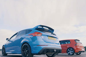 This Hot Hatch Completely Creams Its Supposed Competitor In A Drag Race