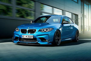 AC Schnitzer Gives BMW M2 More Style And 420 HP To Play With