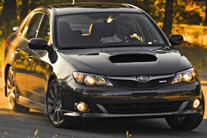 Subaru Thinks 100,000 Of Its Turbocharged Models Could Catch Fire