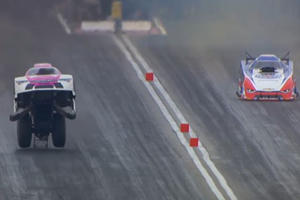Winning A Drag Race On Two Wheels Is The Definition Of Awesome