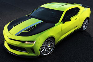 Chevy Wants To Dominate Autocross With The Camaro Turbo AutoX