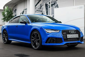 You Can Now Order Your Audi In Porsche Blue