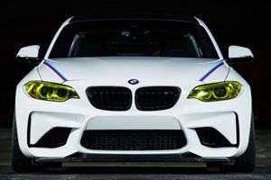 IND's BMW Creations For SEMA 2016 Cars Are Very Tasty
