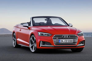 The All-New Audi A5 And S5 Cabriolets Are Here And Sportier Than Ever