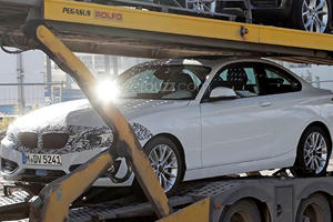 Our Spies Caught The BMW 2 Series Out Testing With A New(ish) Design