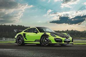 Porsche Tuning Gods Reveal 710 HP 911 GTStreet R