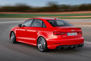 2017 Audi RS3 First Look Review: Audi Is Done Letting BMW Hog The Spotlight