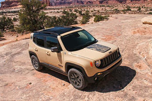Jeep Is Bringing Two New Renegades To LA That Millennials Will Surely Buy