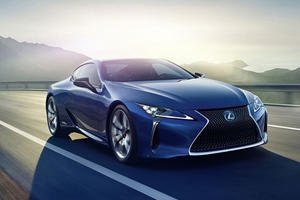 Lexus Doesn't Want To Make EVs So Instead It Will Build Hydrogen Cars