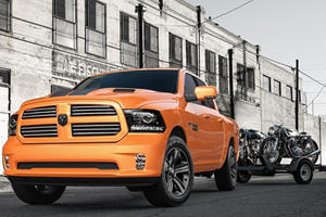 Ram 1500 Receives All New Paint And Interior Options