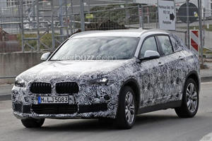 It Was Only A Matter Of Time Until Our Spies Caught The BMW X2 Testing