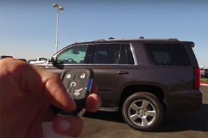 The Chevrolet Tahoe Is The Big And Thirsty SUV We Can't Get Enough Of