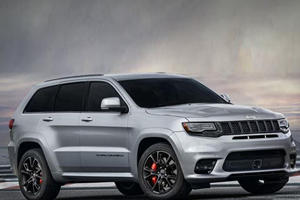 Jeep Finally Spills The Beans On When The Hellcat-Powered Trackhawk Will Debut