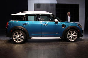 We Met The New Mini Countryman In LA And It Looks Superb