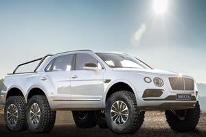 5 SUVS That Would Make Awesome Pickup Trucks