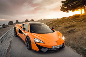 Turns Out McLaren And Apple Actually Did Meet To Talk About A Takeover
