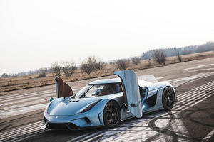 Koenigsegg Debuts Cam-Free Engine Making 47 Percent More Horsepower