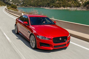 Jaguar Will Be Selling Electrified Cars Even Before The I-Pace Rolls Out