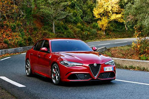 The Rest Of FCA Could Be Getting The Alfa Romeo Giulia's Crisp Platform