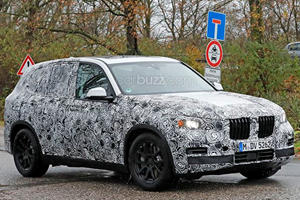 Did Our Spies Catch The Bentayga-Fighting BMW X7 Out Testing?