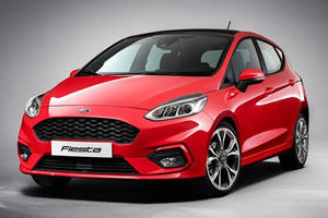 The All-New Ford Fiesta Is Here And It's More Luxury Car Than Rental Car