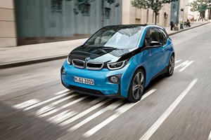 The 2017 BMW i3 Will Have A New Design And Longer Range