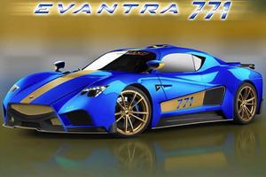 Meet The Mazzanti Evantra 771: Italy's Latest Supercar Sensation