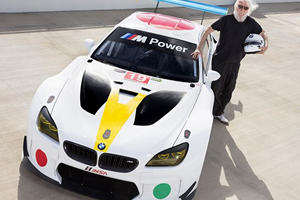 This Is The Latest BMW Art Car